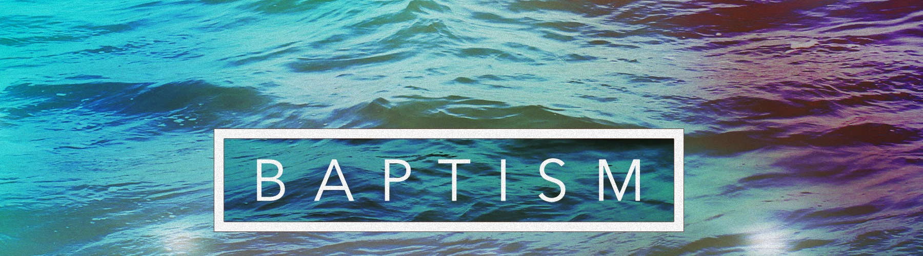 Baptism Request